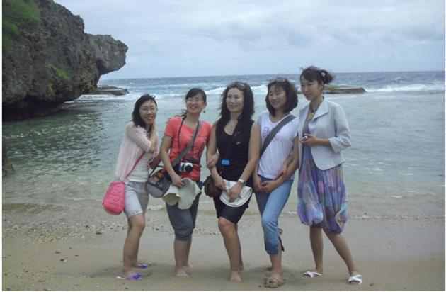 2010年优秀员工美国塞班岛旅游